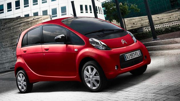 Les voitures électriques de Citroën ! Par Christophe (buzzecolo) C-zero