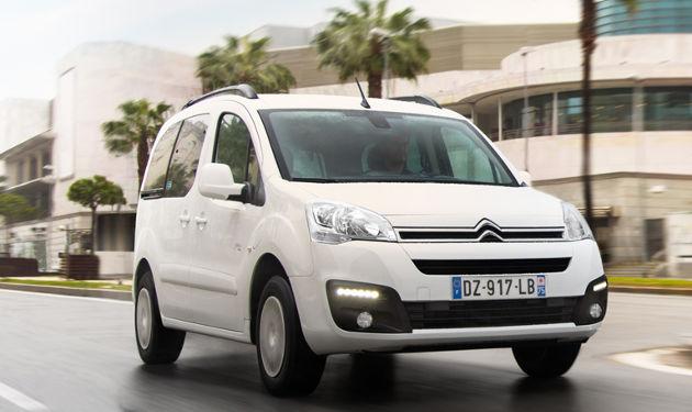 Les voitures électriques de Citroën ! Par Christophe (buzzecolo) E-berlingo
