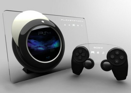 PS4 Playstation-4-prototype