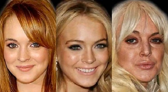 4 Fanfic de Sonic X  Lindsay-loan-face