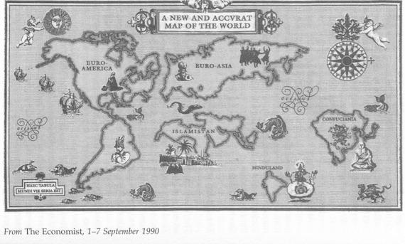 Le traité transatlantique, un typhon qui menace les Européens THE-ECONOMIST-1990-MAP
