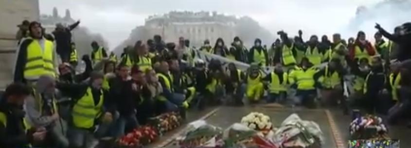Gilets jaunes : cette France, c'est la nôtre et nous l'aimons ! Capture-6-845x304