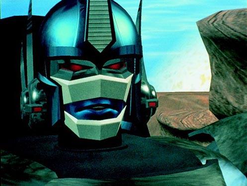 Beast Wars et Beast Machines: Galerie d'Images des Personnages Optimus