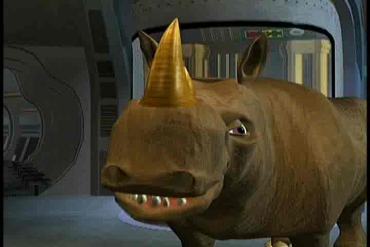 Beast Wars et Beast Machines: Galerie d'Images des Personnages Rhinox1