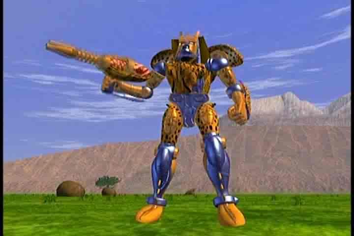 Beast Wars et Beast Machines: Galerie d'Images des Personnages Cheetor2