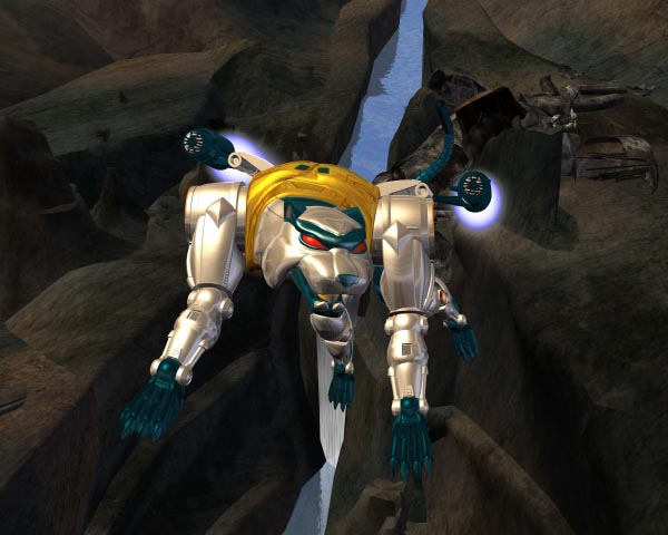 Beast Wars et Beast Machines: Galerie d'Images des Personnages Cheets