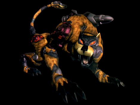Beast Wars et Beast Machines: Galerie d'Images des Personnages Crisptm2cheetor
