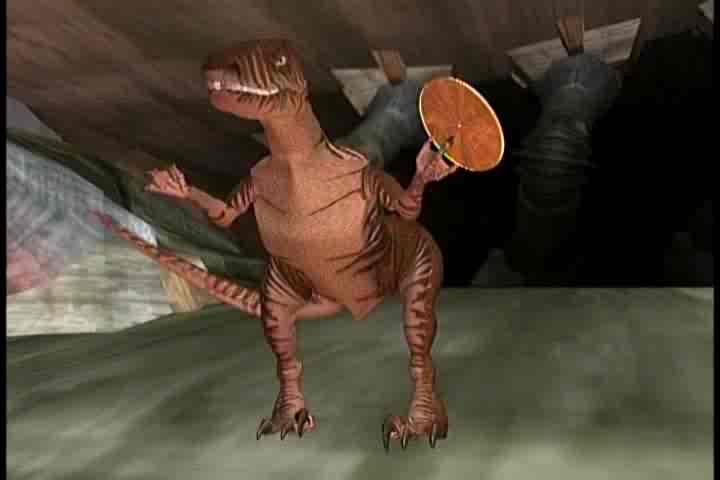 Beast Wars et Beast Machines: Galerie d'Images des Personnages Dinobot1disk
