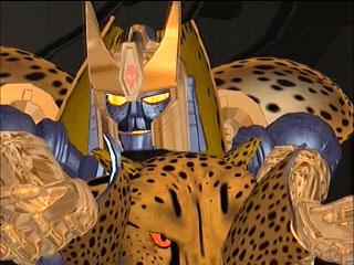 Beast Wars et Beast Machines: Galerie d'Images des Personnages Oldcheetor