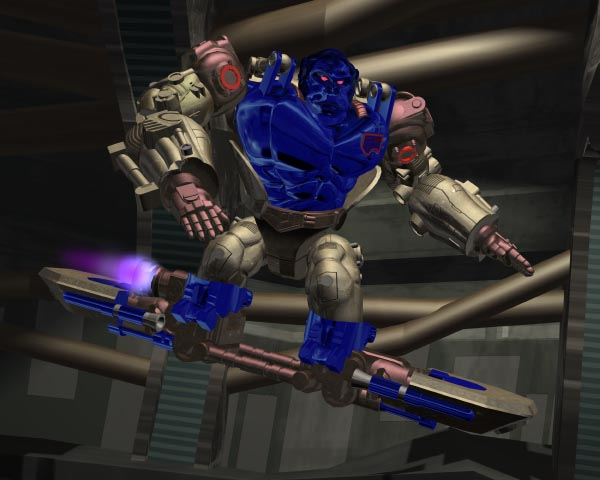 Beast Wars et Beast Machines: Galerie d'Images des Personnages Oppo