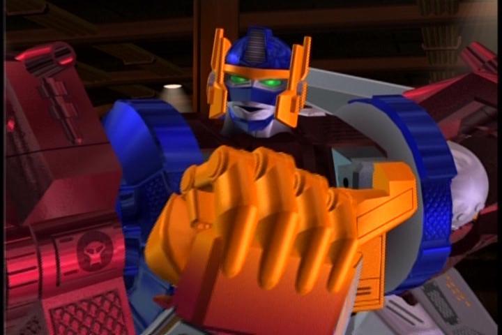 Beast Wars et Beast Machines: Galerie d'Images des Personnages Optimaloprobot1