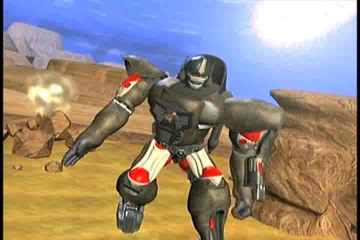 Beast Wars et Beast Machines: Galerie d'Images des Personnages Optimusprimal3