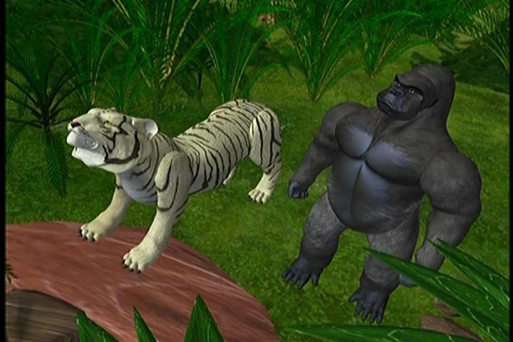 Beast Wars et Beast Machines: Galerie d'Images des Personnages Tigatronandoptimus