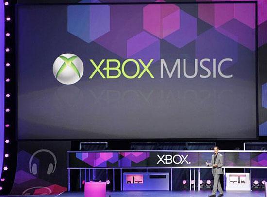 الاخبار التقنية اليوم  Xbox-music