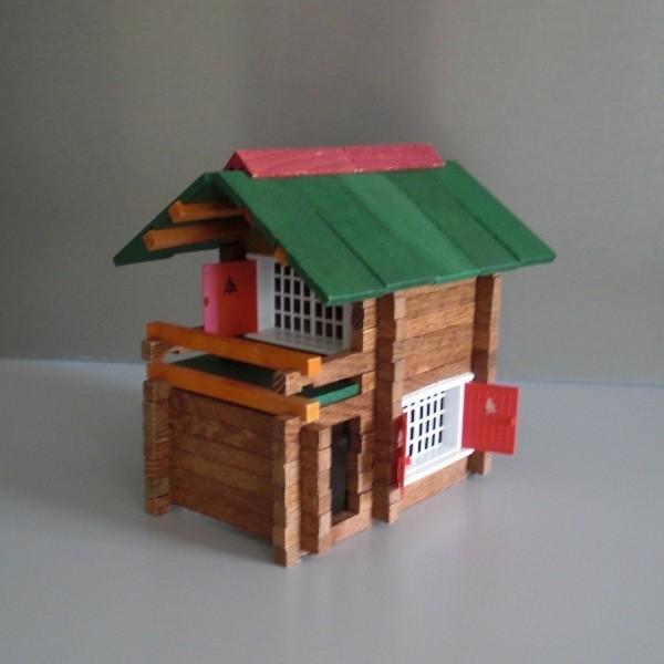 Séquence émotion : jeux éducatifs vintage Un-pack-la-maison-forestiere-de-133-pieces-de-jeujura-jouet-d-occasion-tres-bon-etat