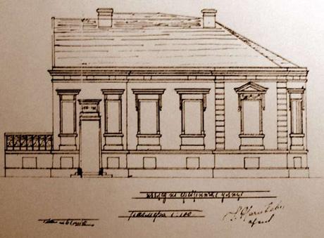 Jelisaveta Načić - Prva žena arhitekta među Srbima Kuca-na-uglu-srebrenicke-i-kosancicevog-venca-1907