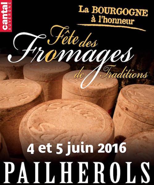 Fête des fromages 2016 Affiche