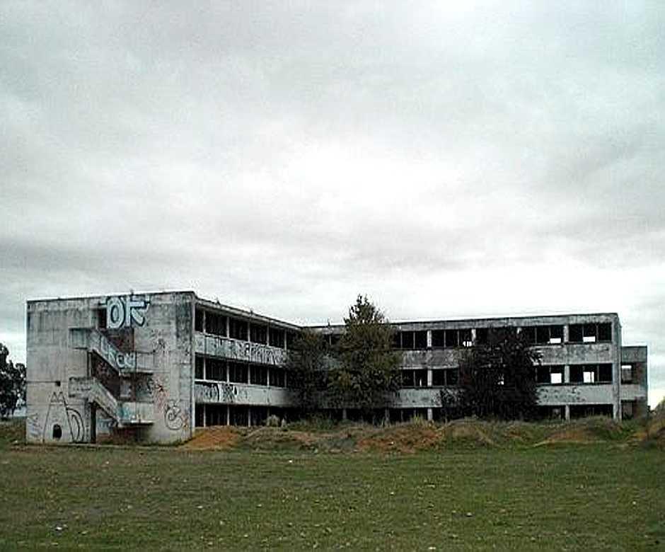 Investigación paranormal en el 'Sanatorio de los muertos' Sanatorio-de-los-Muertos