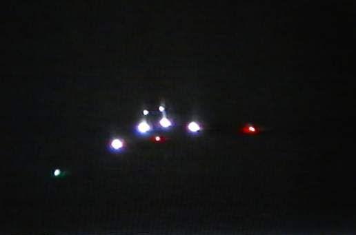 les feux des avions - Feux de positions et phares des avions AI-PL-05