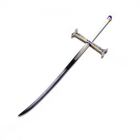 [13º Examen chunnin] Trials and Tribulations One-piece-yoru-mihawk-sword