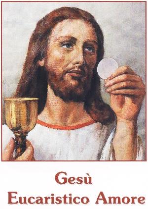 Jésus, notre amour eucharistique./ Père Stefano Manelli ( Livre ) Gesu