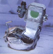 motos rares. B500CRf