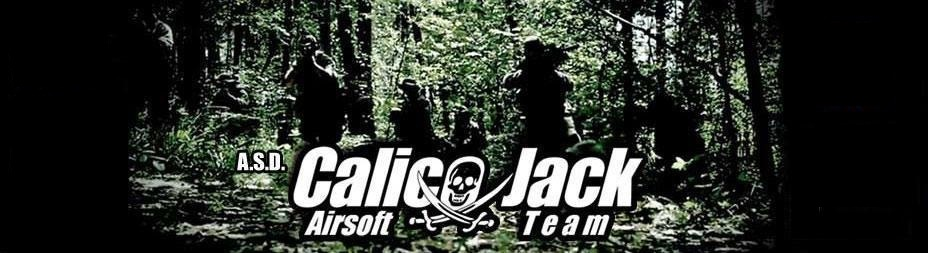 Calico Jack SoftAir Team Muggiò (Monza) -Lombardia - Italia Banner