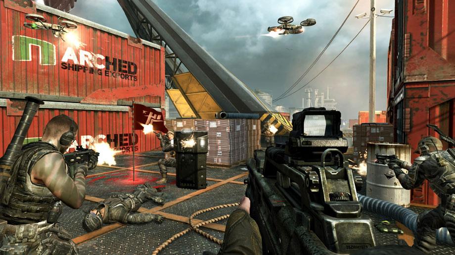 Call of Duty Black Ops II last update SKIDROW [Update3] ZM   920x515_cargo-flag-rush