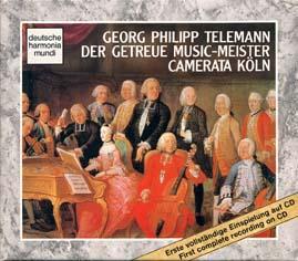 Telemann: disques indispensables 013