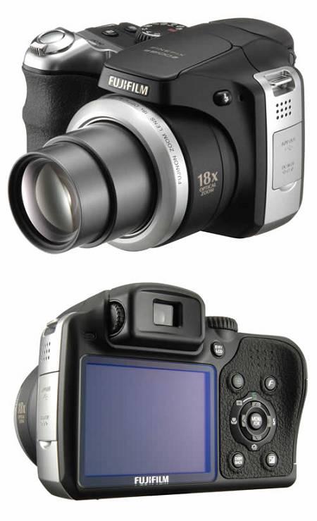 appareil photo Fujifilm_Finepix_S8100fd