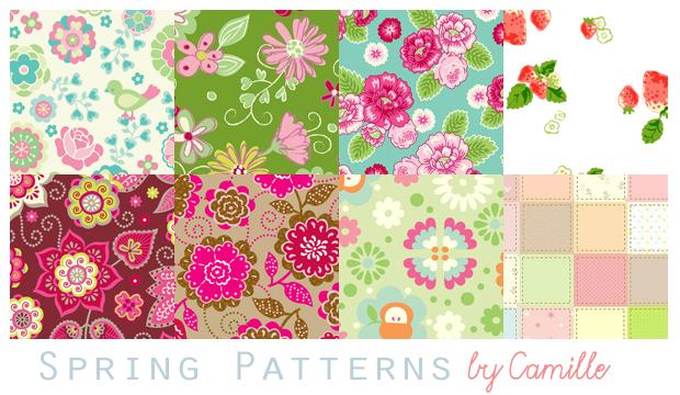 Spring Patterns Spring