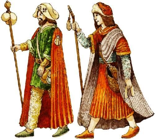 le disavventure di messer Rinaldo da Ferrara Medievali