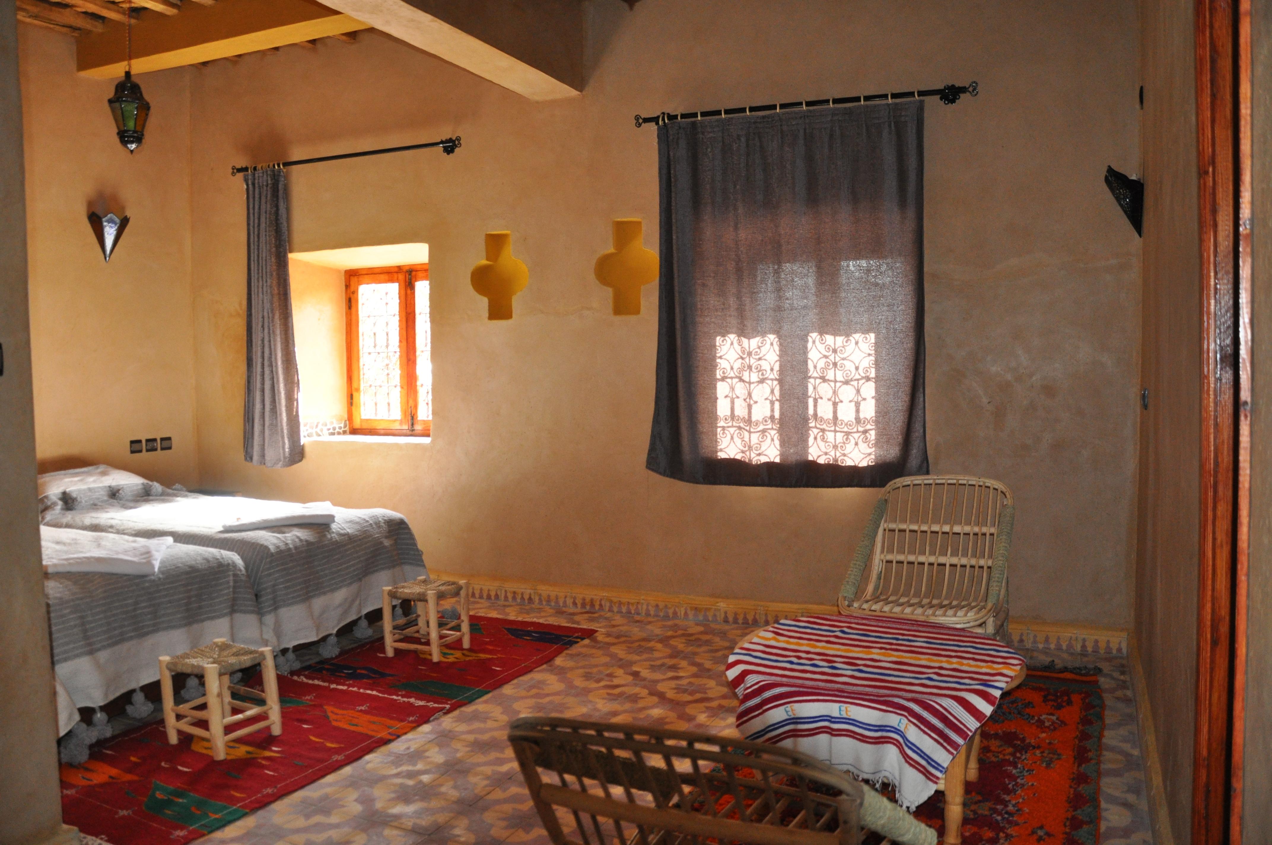 [Maroc Camp/Dernières nouvelles] Nouvelles CHAMBRES D'HOTE au camping Serdrar Tazzarine DSC_0039