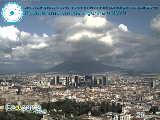Webcam Vesuvio Napolicentro