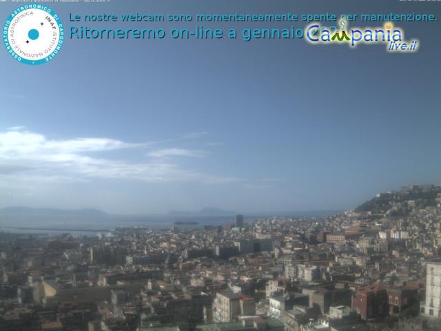 Webcam Napoli Centro Napoliporto