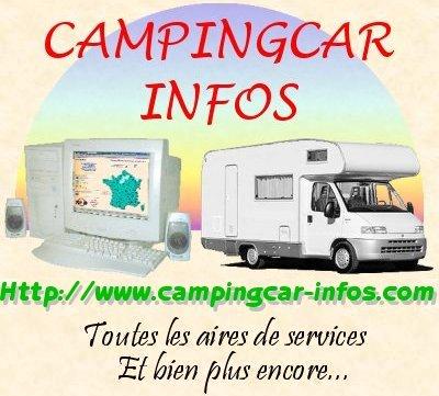 Campingcar-Infos - Toutes les aires de service... et bien plus encore