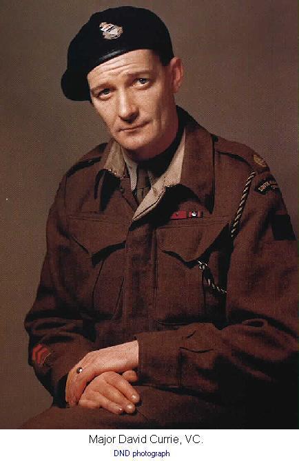 World War II Canadian Lanyards Currie1