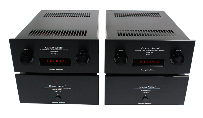 Canary Audio C900-103