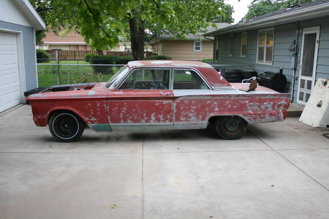 1962 Ford Fairlane 25.5 Project IMG_1011