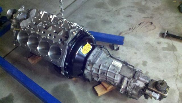 BBF 460 EFI Intake, Injectors, Throttle Body, Bellhousing 621966_10150968969315756_678048469_o
