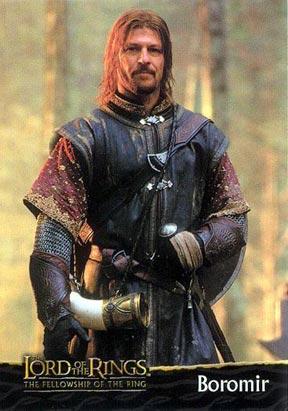 Белые - тоже люди! Boromir