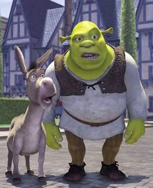 La véritable histoire des 3 petits cochons - Page 3 Shrek05