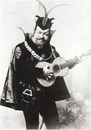 Instruments à cordes grattées Reszkeedouardmephisto