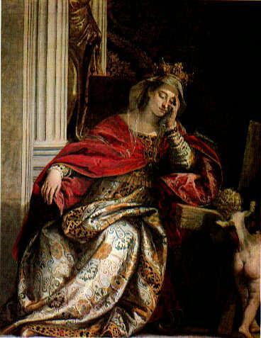Paolo Veronese, (1528-1588) Vision%20of%20Saint%20Helena%20Paolo%20Veronese