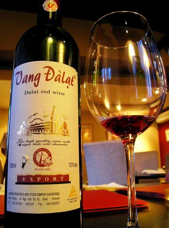 Le vin en Asie du Sud-Est Vin