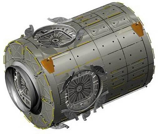 Identification d'éléments sur des modules d'ISS Node%202