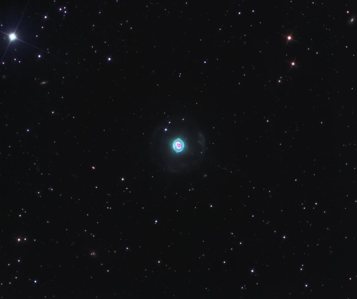 On sort ? - Page 2 NGC7662