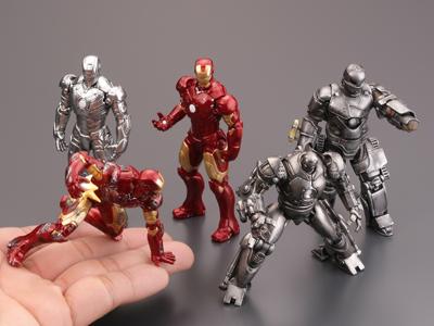 figurines et statues Iron6