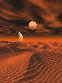 Chateau de sable sur Mars! Dune-1