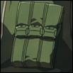 L'équipement des ninjas!  Pochettes
